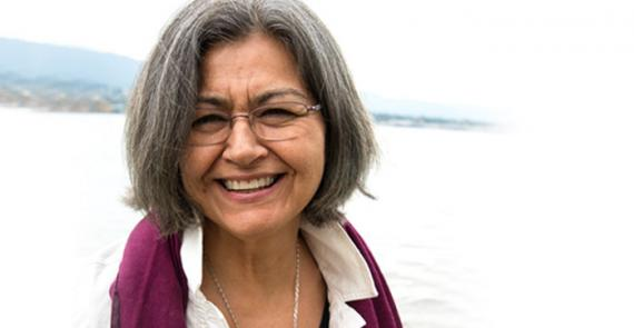 Patricia Vickers shares Indigenous perspectives of intergenerational trauma and substance use